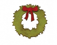 Movers & Shapers die Mini Wreath & Bow