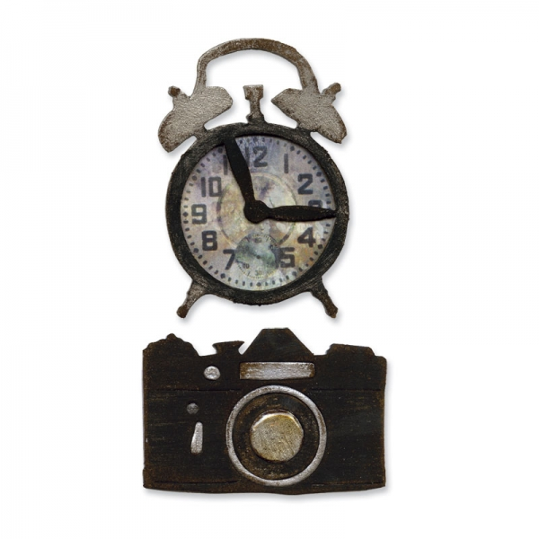 Stanze Movers & Shapers die Vintage Alarm Clock & Camers