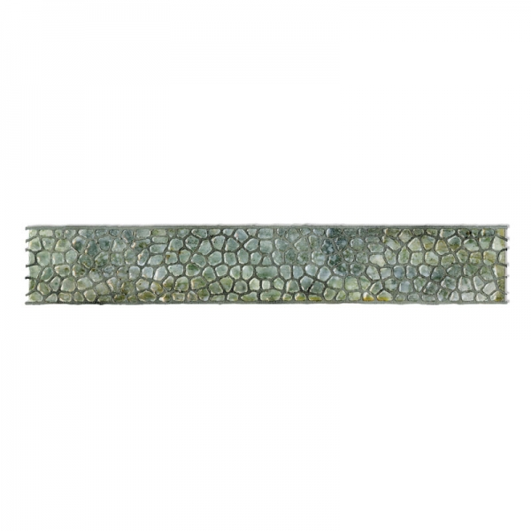 Decorativ Strip Stanze dies Tim Holtz Cobblestones