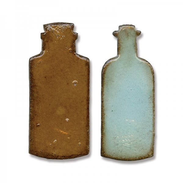 Movers & Shapers Mini Apothecary Bottles