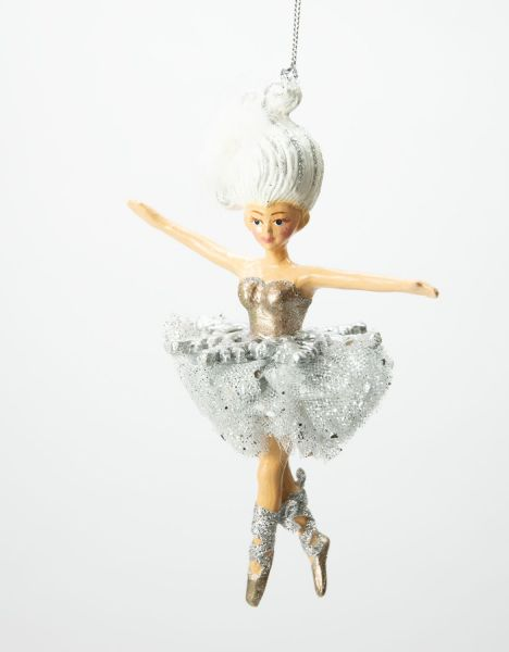 Good Will Snowflake Ballerina Christbaumschmuck