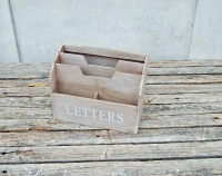 Briefablage Letterbox Letters