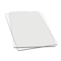 Sizzix Big Shot Cutting Pad Schneideplatten 1 Paar