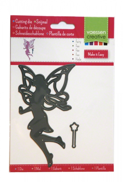 Schneideschablone Fairy Fee