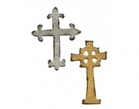 Sizzix Stanze Movers & Shapers Mini Ornate Crosses
