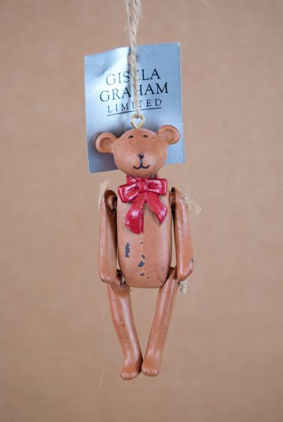 Gisela Graham Jointed Teddy Bär