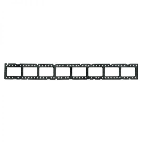 Sizzix Stanze Decorativ Strip dies von Tim Holtz Filmstrip Frames
