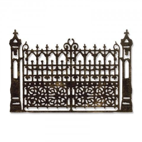 Sizzix Stanze Thinlits Gothic Gate