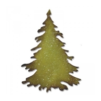 BIGZ die Tim Holtz Evergreen