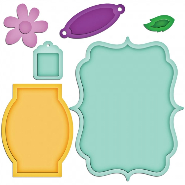 spellbinders jar labels s5-096