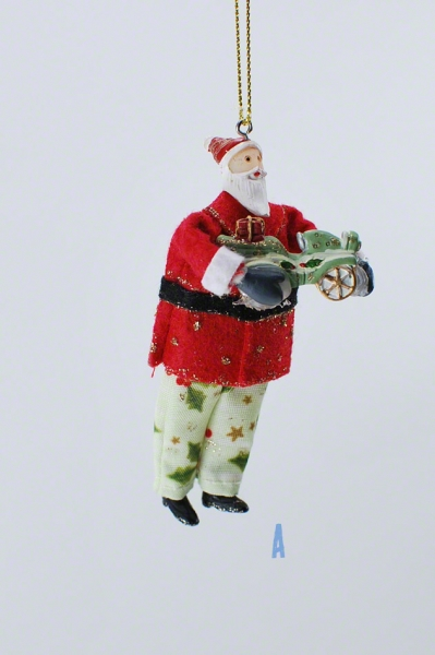 Gisela Graham Old Time Santa Toys