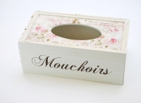Kleenex Box Kosmetiktuchbox Romantique