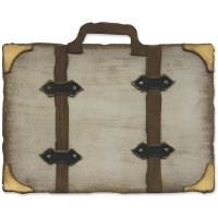 Sizzix Stanze Movers & Shapers die Vintage Valise