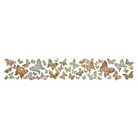 Sizzix Sizzlits Decorativ Strip Butterfly Frenzy by Tim Holtz
