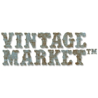 Decorativ Strip Vintage Market by Tim Holtz