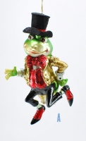 Good Will Dancing Frog