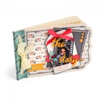 Sizzix Stanze Thinlits Essential Mini Album