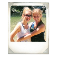 Sizzlits Frame Instant Photo