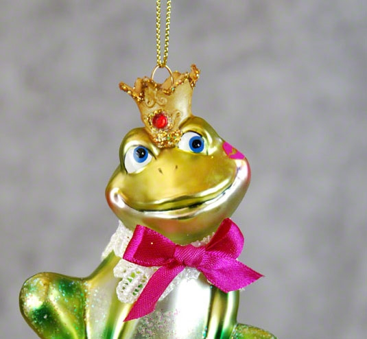 Good Will Frosch Prinz - Frog Prince