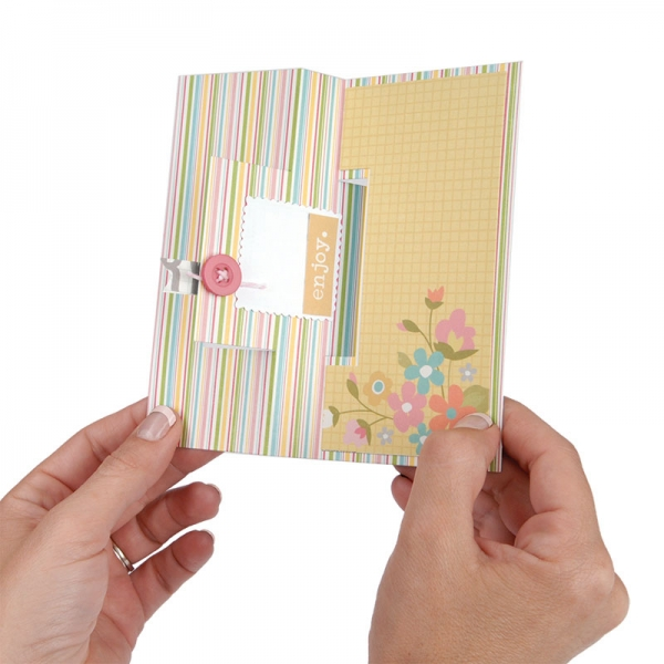 Thinlits Card Square Flip-its #2